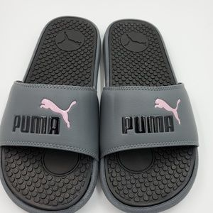 Puma Slides Cool Cat Flip Flops Womens Size 8 NWT